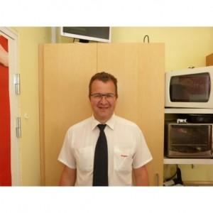 Jesper Nielsen - uddeler Dagli Brugsen Lime